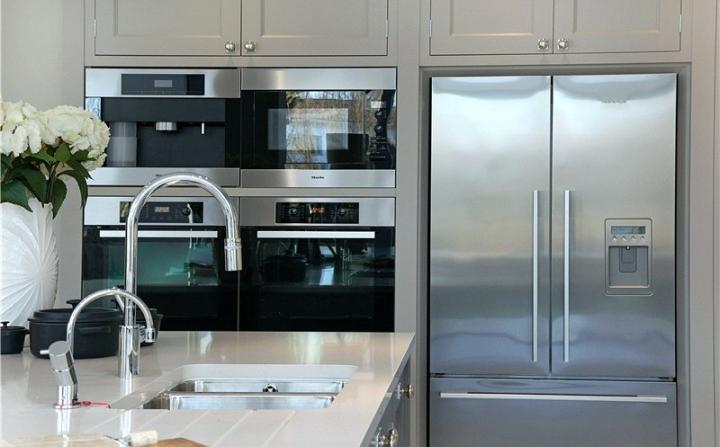 Modern home fresh design blog for Designer kitchen appliances