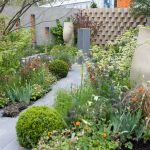 Chelsea Flower Shower 2013: Brand Alley Garden