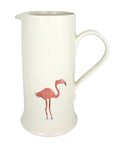 Flamingo design contemporary home ceramics