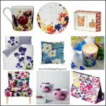 Flower power: Floral inspired contemporary homeware ideas