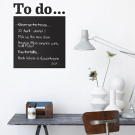 Affordable chalkboard wall stickers