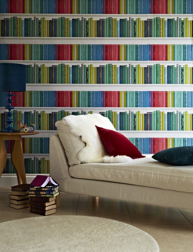 Wallpaper ideas for a contemporary home