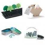 Liven up your desk with holiday and travel themed desk accessories