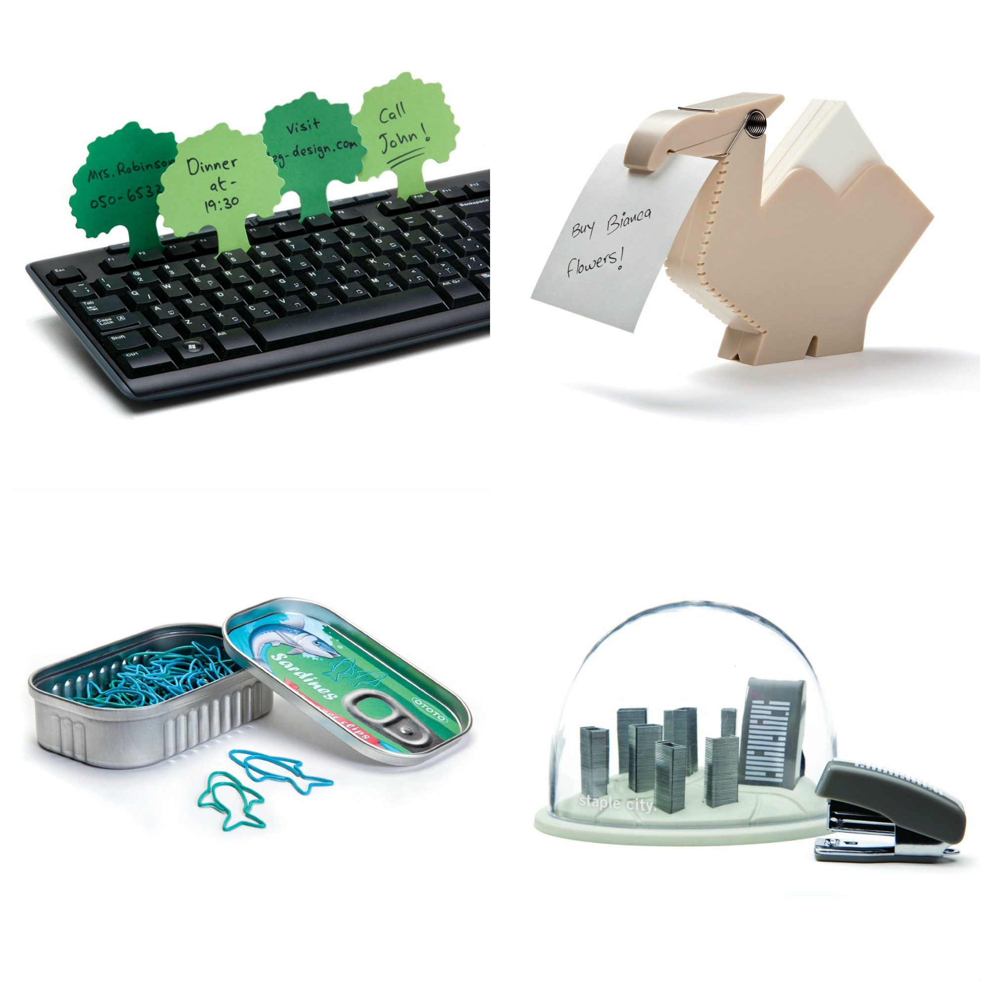 pics photos 12 fun functional office desk accessories