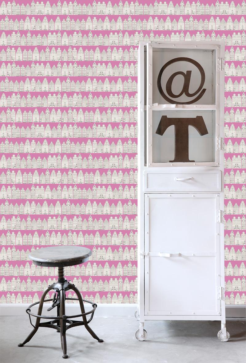 Denim Co Dutch Inspired Wallpaper From Esta Home Fresh Design Blog