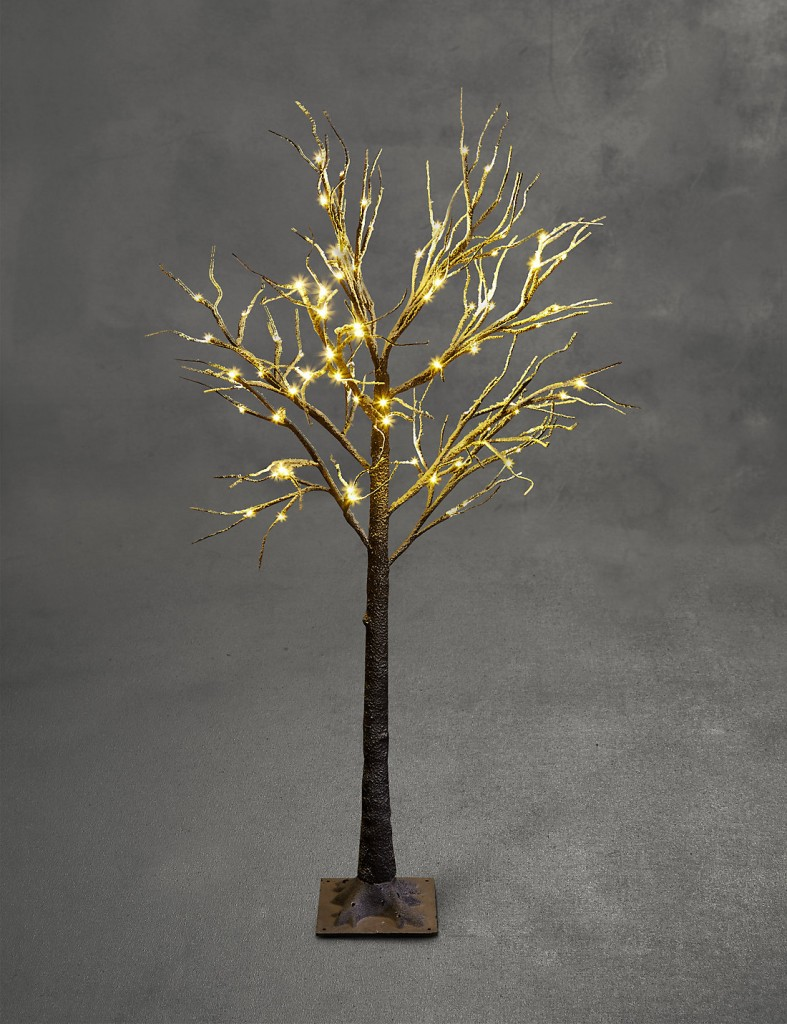 Outdoor contemporary twig style christmas trees fresh for Small designer christmas trees