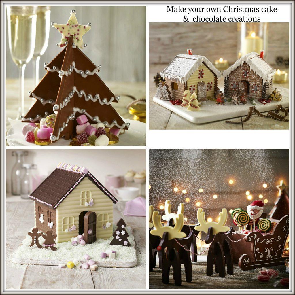 Make Your Own Mini Christmas Tree