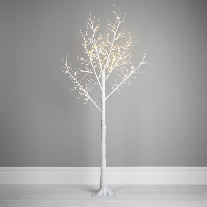 Contemporary xmas garden tree lights