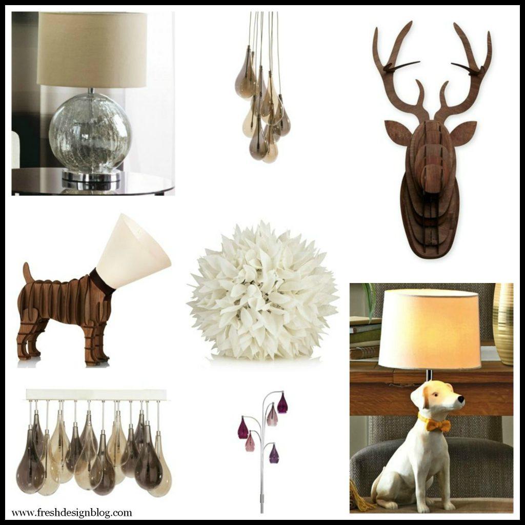 Light up your home funky lighting ideas from next fresh for Fresh design blog