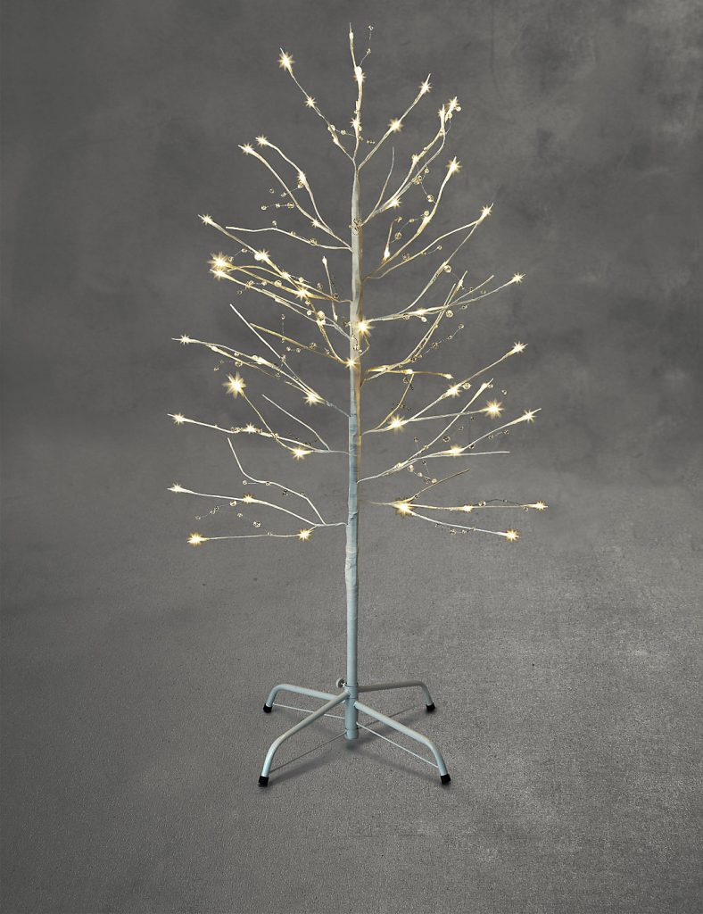 Outdoor contemporary twig style Christmas trees ~ Fresh Design Blog