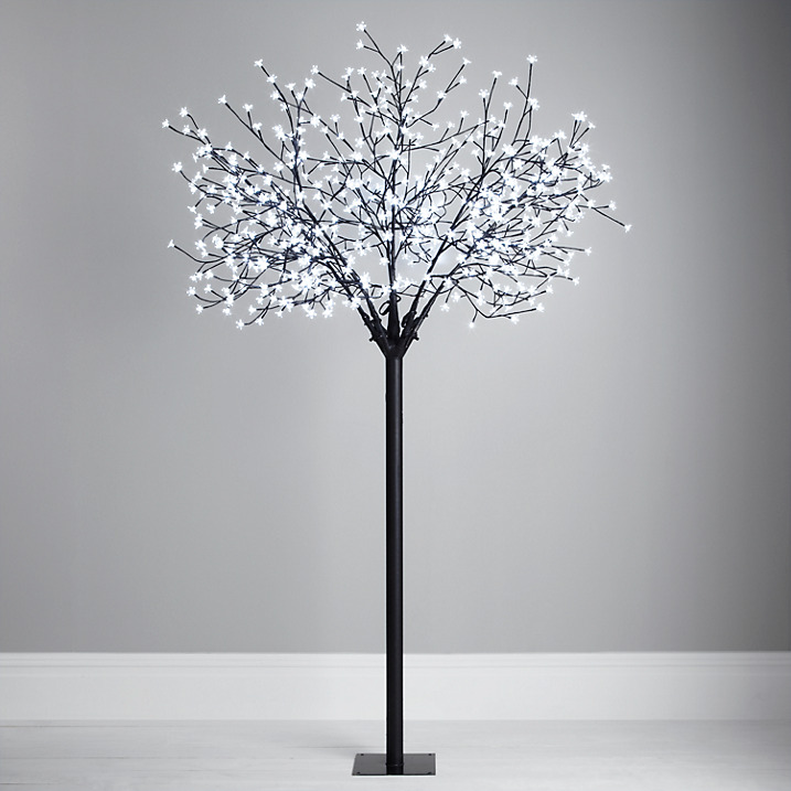 Xmas blossom tree light
