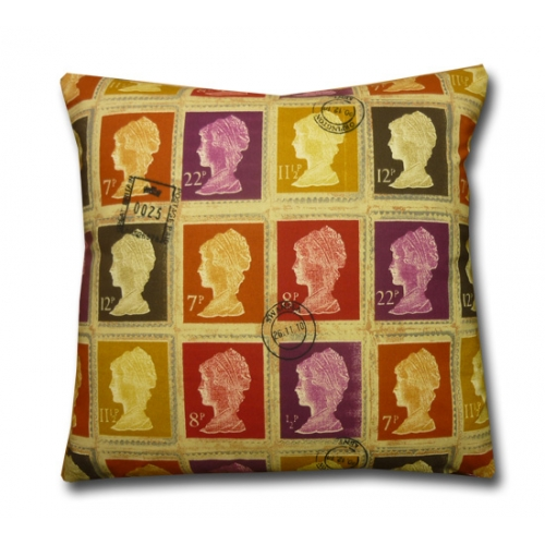 British design cushions
