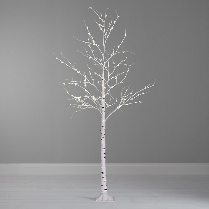 Outdoor contemporary twig style Christmas trees | Fresh ...
