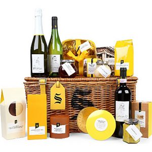 Festive Christmas hamper