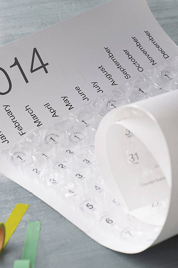 Get organised: 2014 calendars for home or work