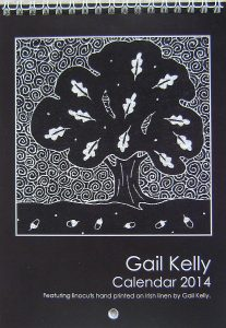 Designer calendar by Gail Kelly