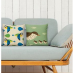 Beautiful birds: 10 bird design cushions