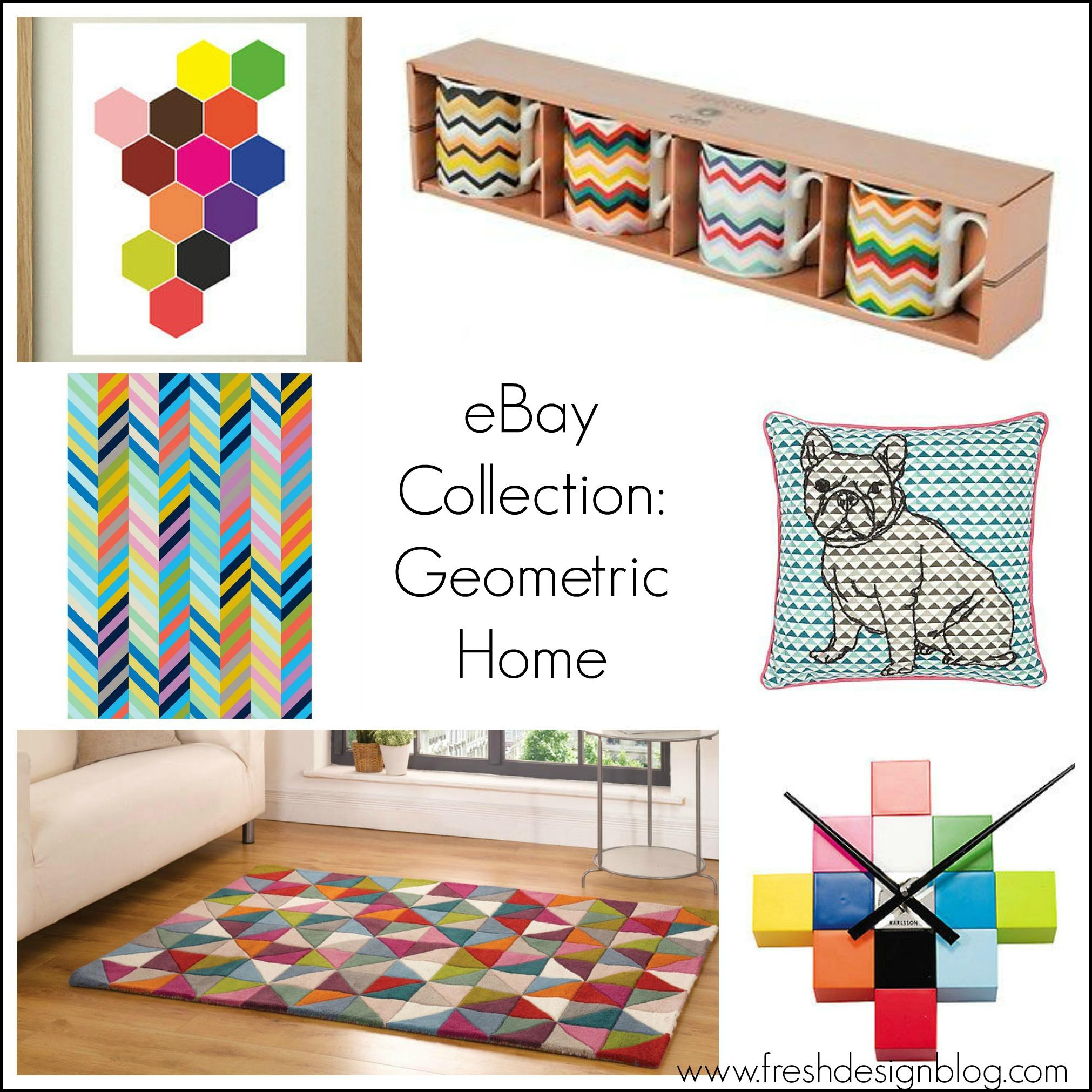 Geometric Home Fresh Design Blog
