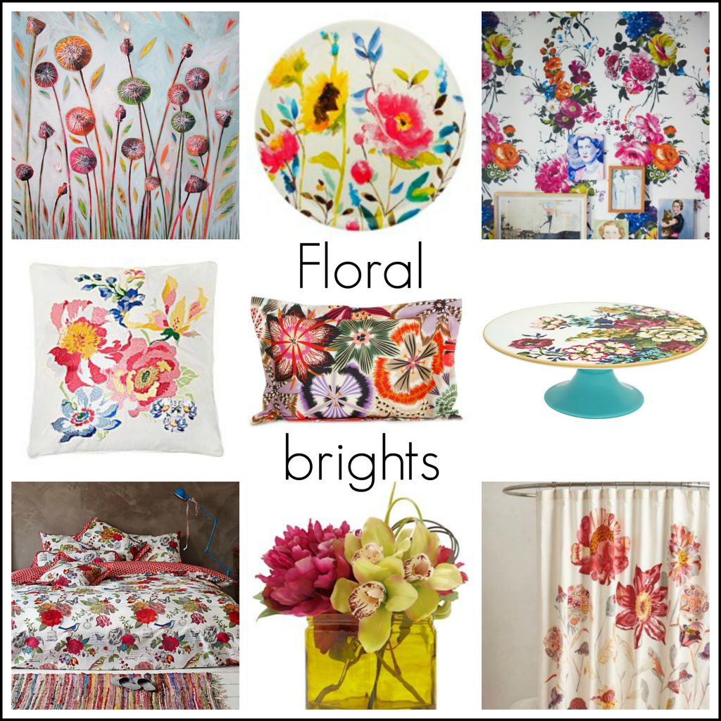 Floral brights home ideas inspired by the chelsea flower for Fresh design blog