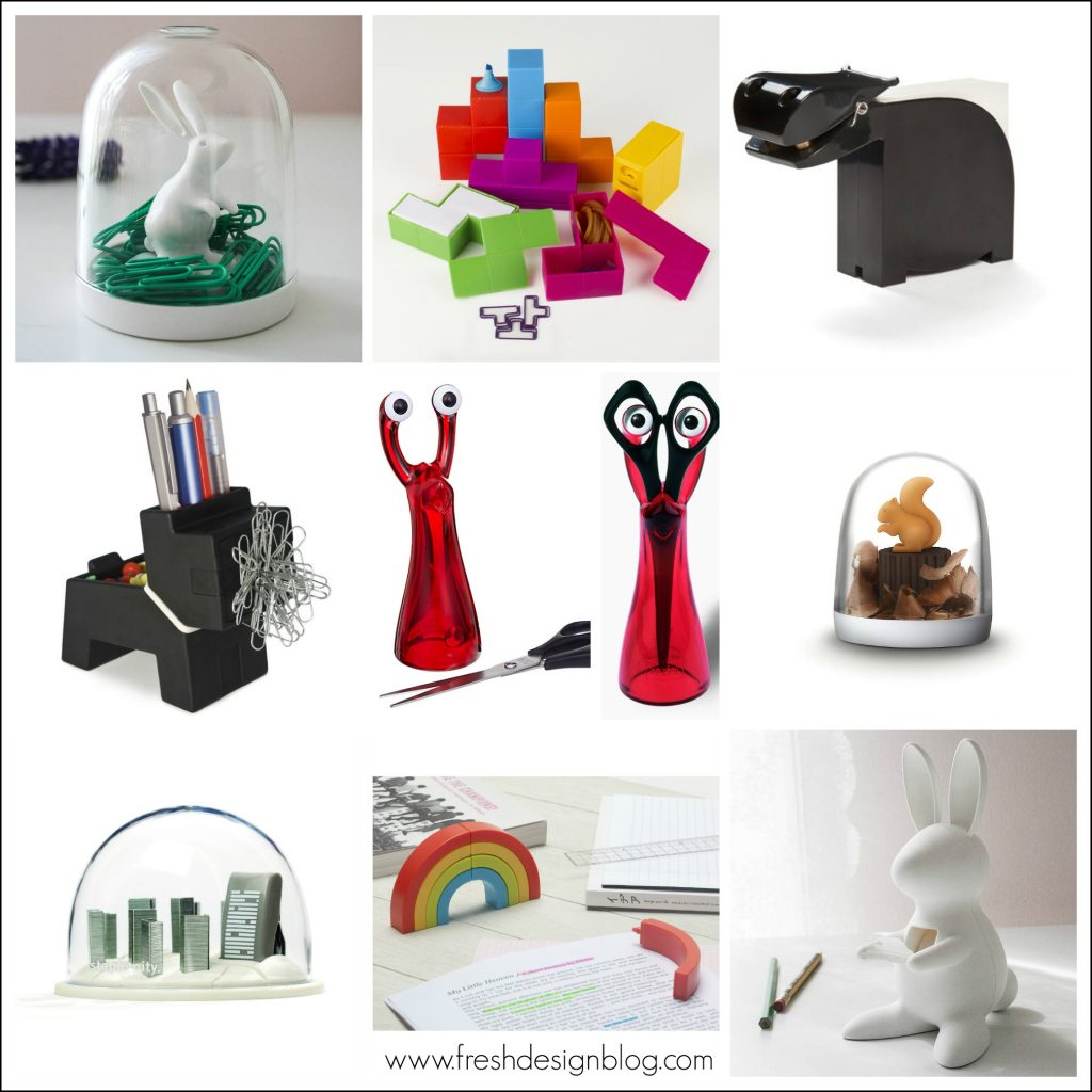 Liven up your desk with fun accessories