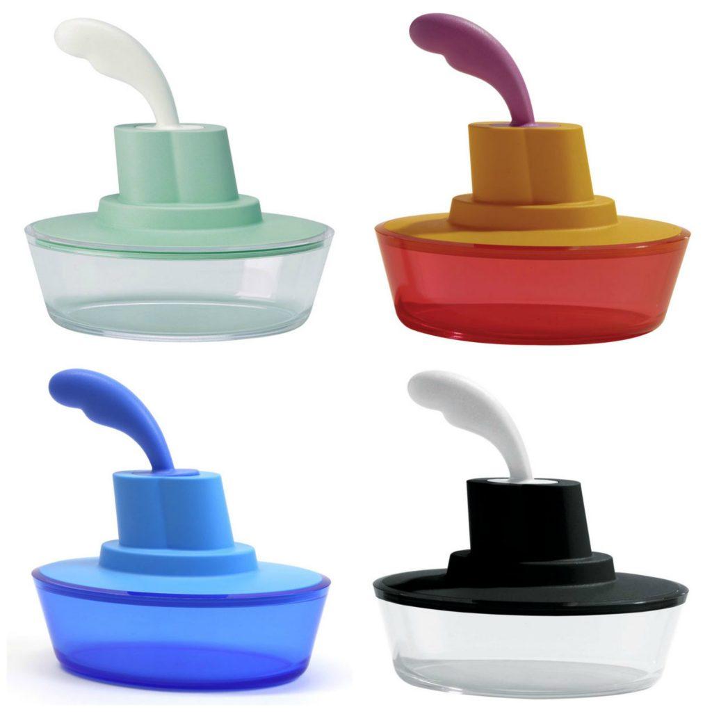Modern kitchen accessories by Alessi