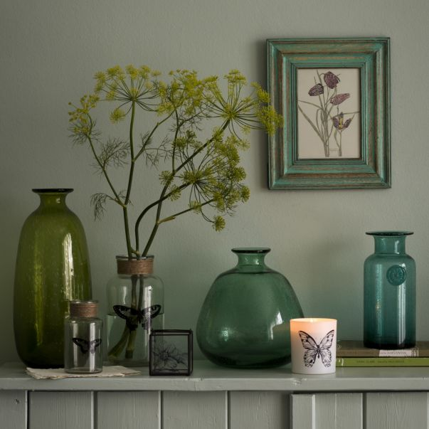 How to create a botanical look in your home