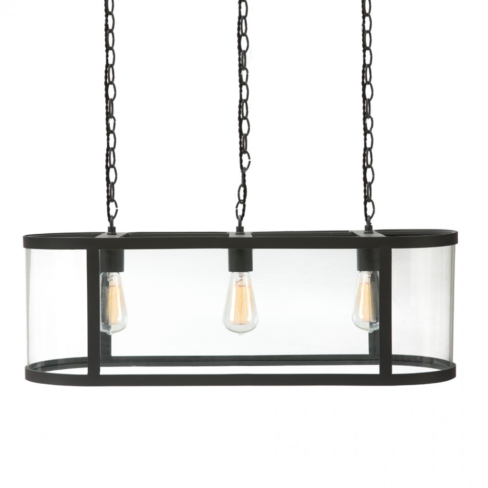 Bold statement pendant lighting