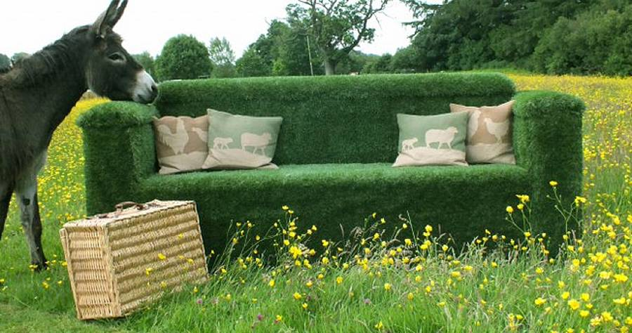 Funky garden furniture ideas from Fresh Design