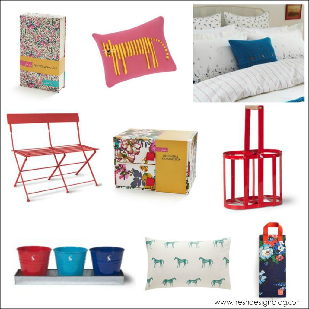 Fresh design cuts home and garden sale buys at joules for Fresh design blog