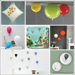 Up, up and away: Balloon lights, home accessories and decor