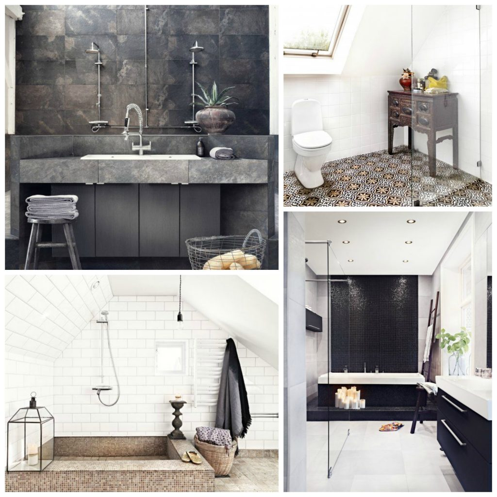 Bathroom images by Sara Svenningrud