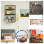 All wired up: Home accessories and furniture made from wire