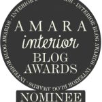 Vote for Fresh Design in the Amara Interior Blog Awards