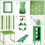 Fresh Design colour: Green home decor and product ideas