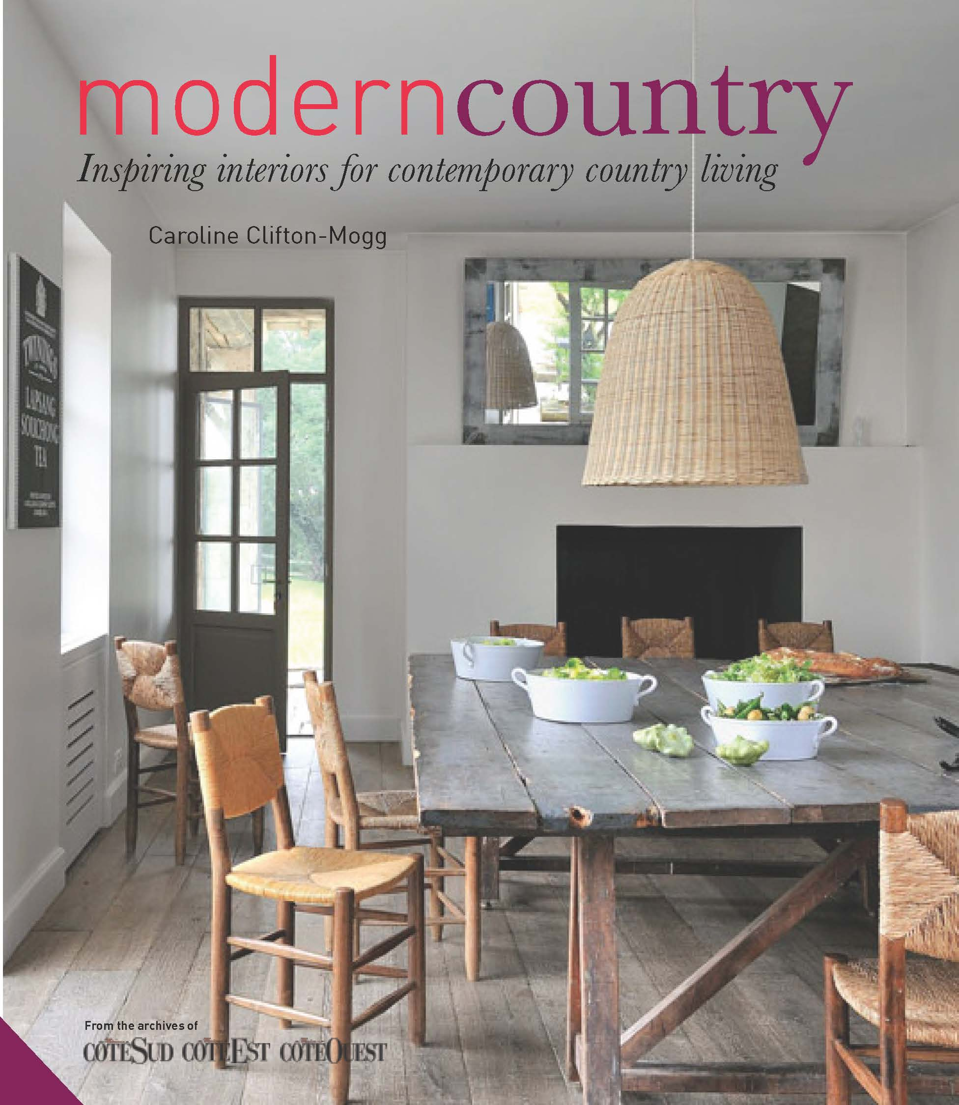 book review modern country interiors by caroline clifton living room with garden views decorating housetohome co uk