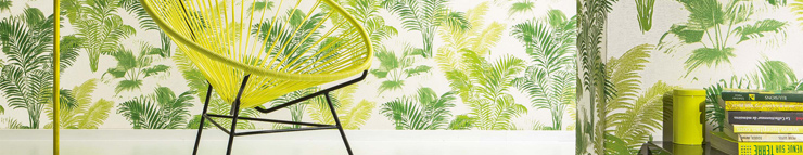 A S Creation Bali wallpaper tropical design