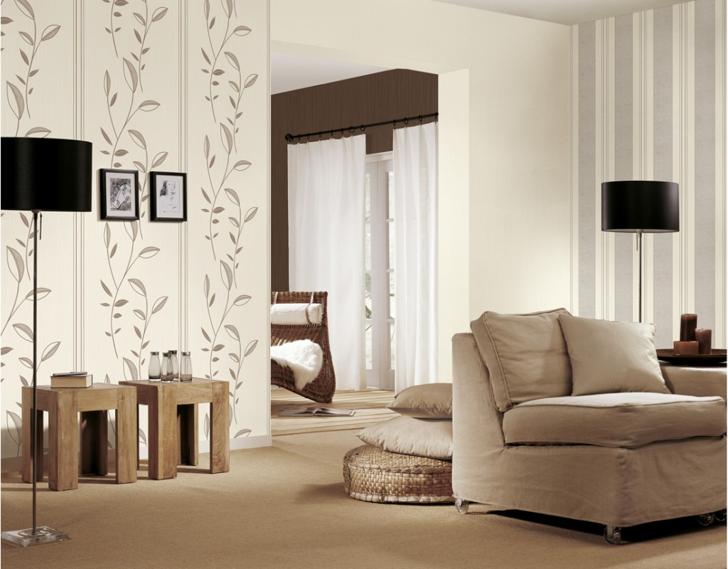 Designer wallpaper from Wallcover
