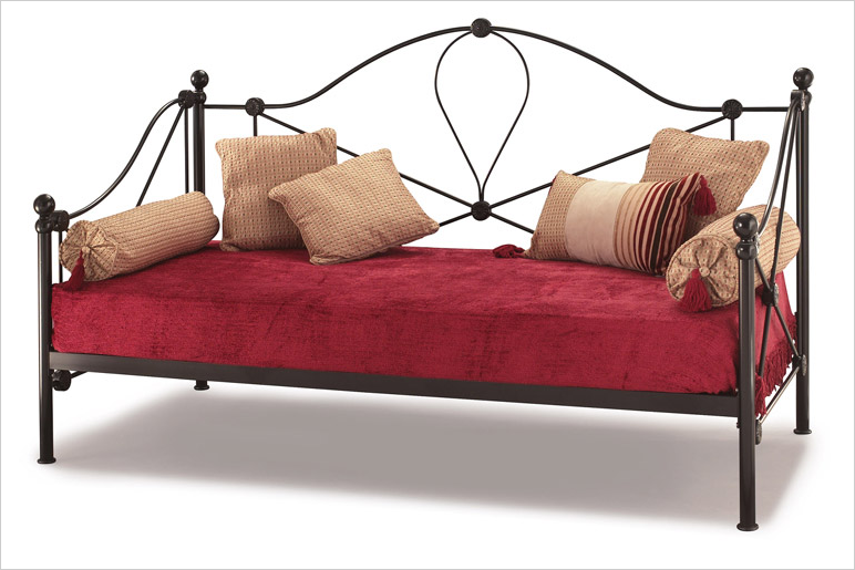 Using a day bed in a spare room or lounge