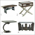 Fresh Design furniture: Distinctive table designs by Andrew Martin