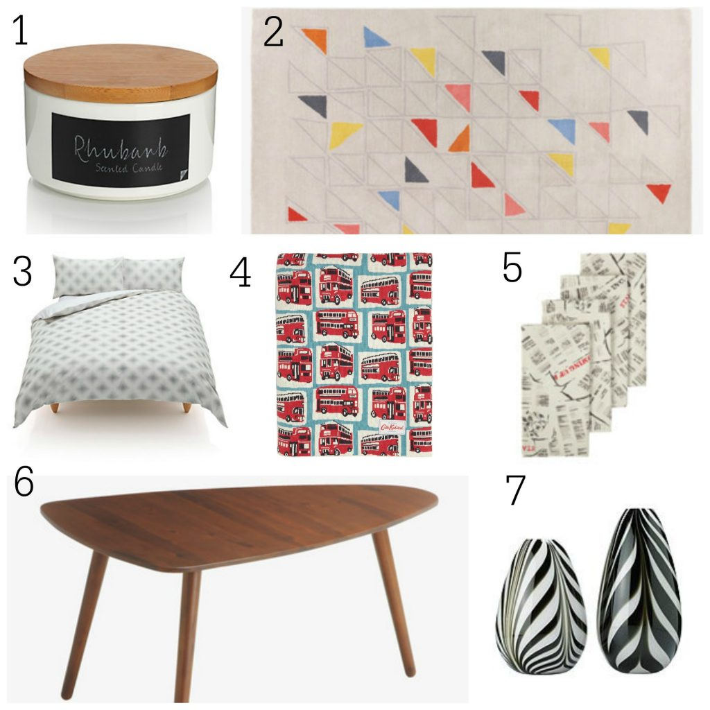 Fresh Design Blog's fab Friday homeware bargains