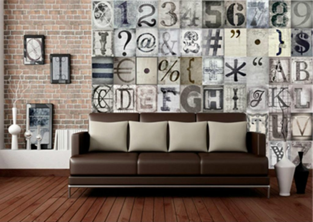 How to create your own wall collage