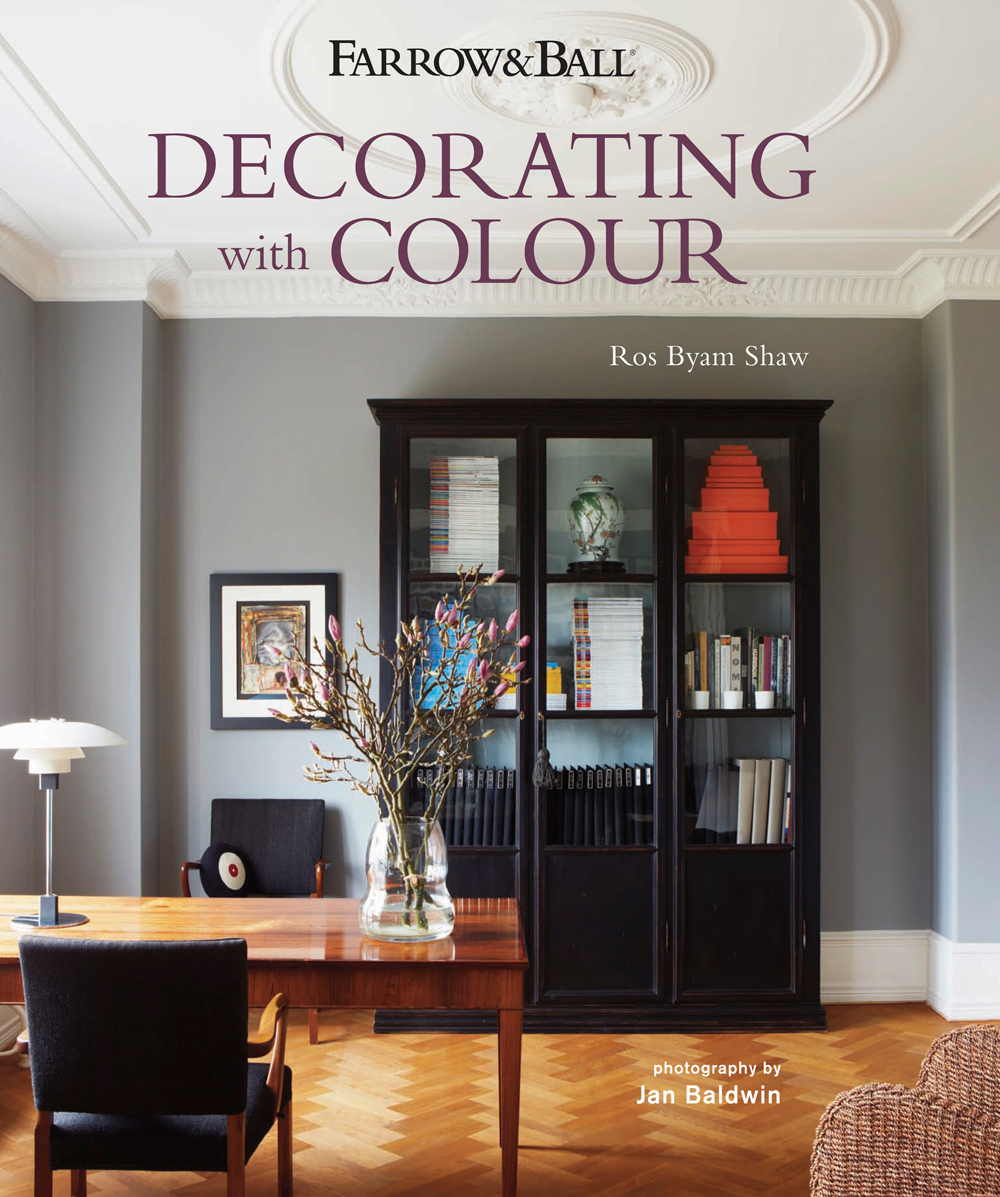 Book review farrow ball decorating with colour fresh - Farrow and ball decoration ...