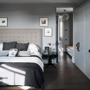 Modern and contemporary bedroom decor design
