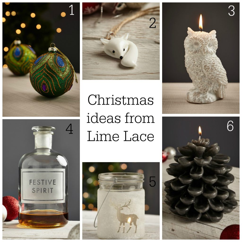 Christmas Gifts And Decor Ideas From Lime Lace Fresh Design Blog