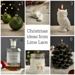 Christmas gifts and decor ideas from Lime Lace