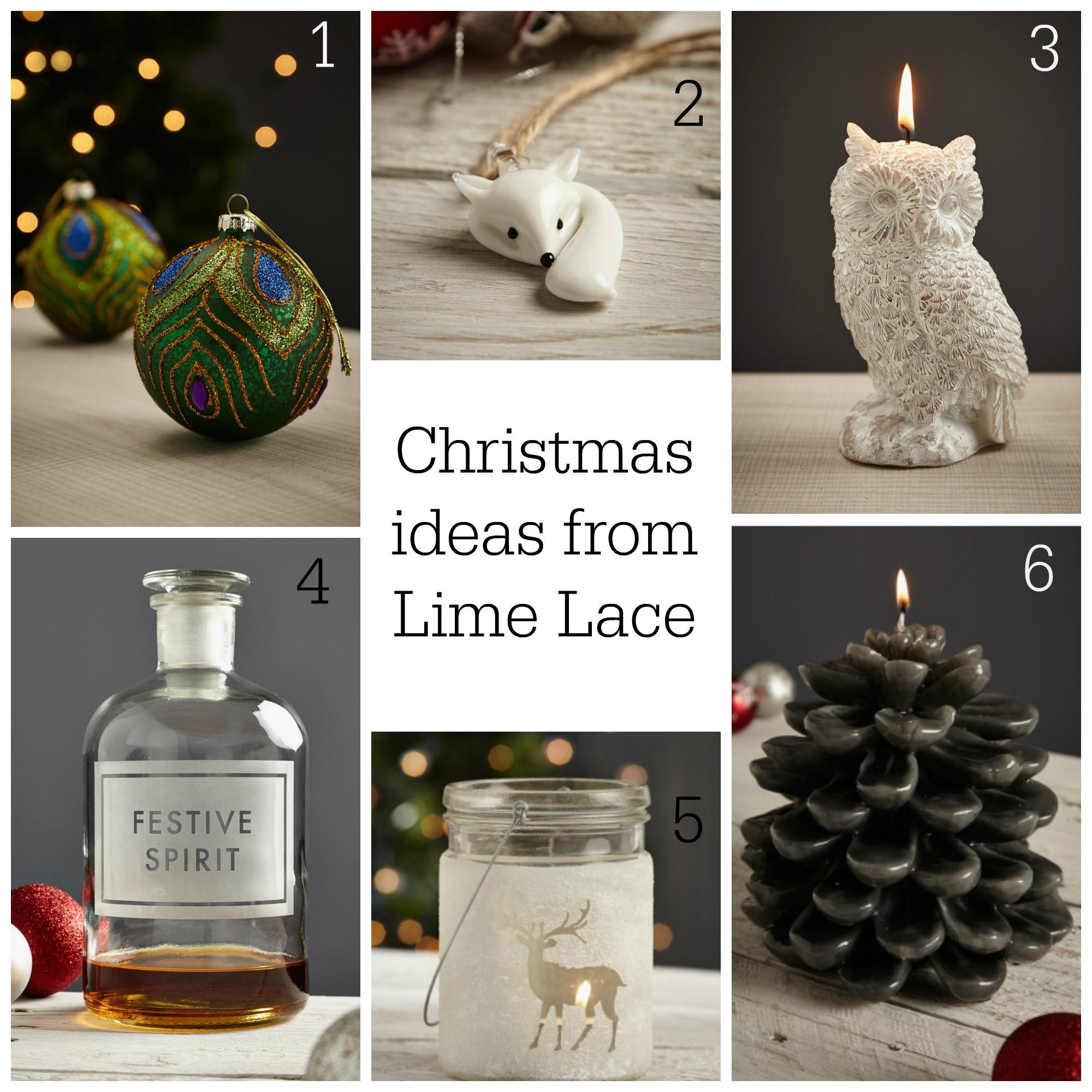 Christmas Decor Gift Ideas Lime