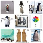 Fresh Design Finds: Penguin inspired homeware and Christmas gift ideas
