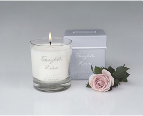 English Rose scented candle from Sophie Allport