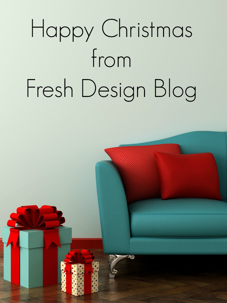 Happy holidays from Fresh Design Blog