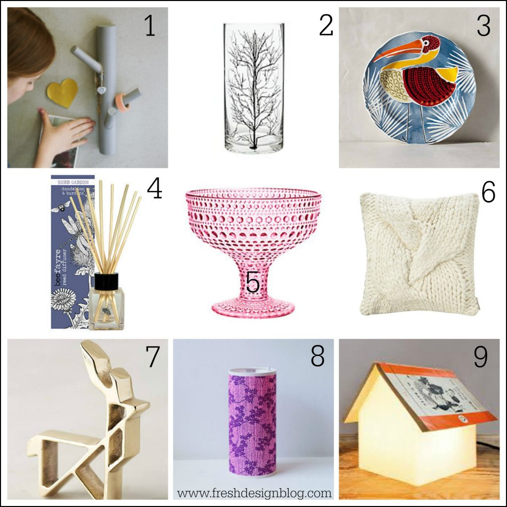 Home accessories for less found by Fresh Design Blog